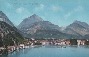 Postkarte: Italien - Riva sul lago di Garda - ca. 1965