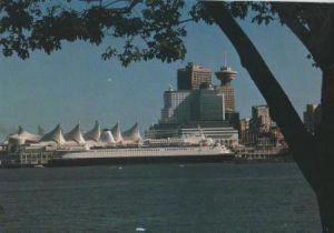 Postkarte: Kanada - Vancouver - Pan Pacific Hotel - 2004