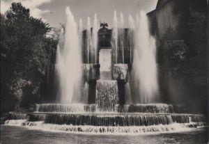 Postkarte: Italien - Tivoli - Fontana dell Organo - 1960