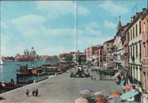Postkarte: Italien - Venedig - Riva degli Schiavoni - ca. 1975