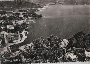 Postkarte: Italien - Riva del Garda - 1964