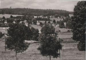Postkarte: Bad Elster - Sohl - Blick auf den Ort - 1978