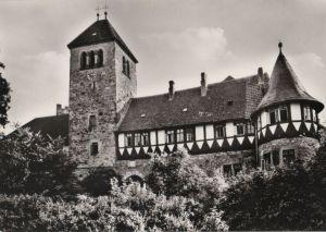 Postkarte: Holle - Burg Wohldenberg - ca. 1965