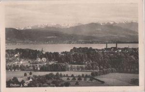 Postkarte: Lindau - ca. 1960