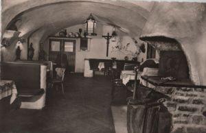 Postkarte: Kochel am See - Alpenhotel Schmied von Kochel - 1955