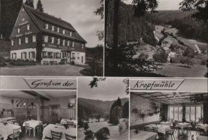 Postkarte: Seewald - KropfmÃhle - ca. 1965