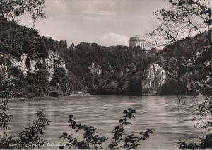 Postkarte: Kelheim - Befreiungshalle - ca. 1965
