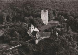 Postkarte: Holle - JugendbildungsstÃtte Haus Wohldenberg - ca. 1965