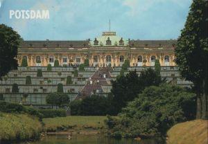 Postkarte: Potsdam - Sanssouci - 1996