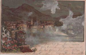 Postkarte: Italien - Riva del Garda - 1901