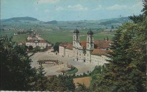 Postkarte: Schweiz - Einsiedeln - Kloster - ca. 1965