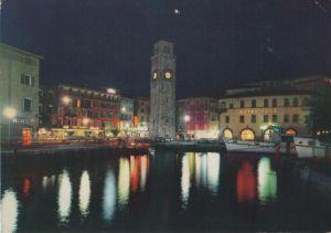 Postkarte: Italien - Riva del Garda - Il porto - 1983
